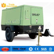 Compresseurs d'air à vis diesel Protable