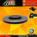 Disco de freio da China ao atacado auto freio de disco de freio rotor G3000 ferro fundido de ferro