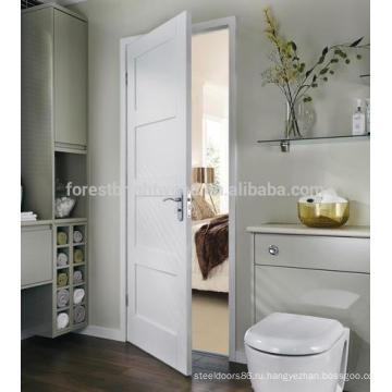 китай белый цвет простой дизайн ванной комнаты шейкер 4 панели