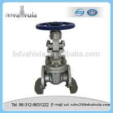Manual ANSI gate valve carbon steel ANSI gate valve