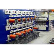machine d'émaillage horizontale