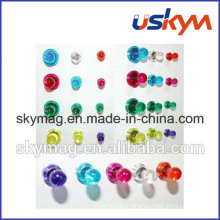 Hot Selling N35 Magnetic Push Pin