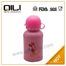 Fashion stainless steel sports drink bottle