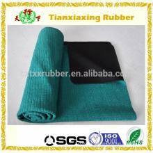 1mm Super Dünne Handtuch Natürliche Gummi Reise Yoga Mat