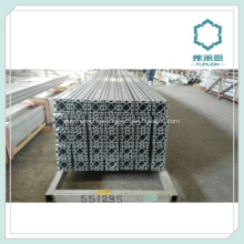 Customized Style Assembly Line Used Aluminium Profile