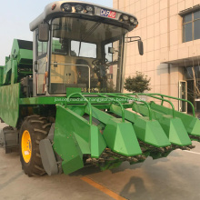 self-propelled combine harvester maize/ corn 4 rows