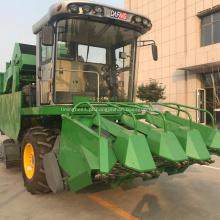 colheitadeira de auto-propulsão milho / milho 4 linhas
