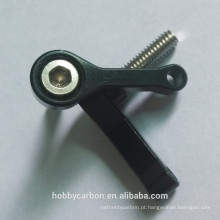 alta qualidade entregue apertado preto gopro polegar parafuso