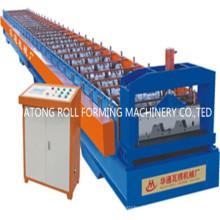 rouleau de plancher plate formant la machine