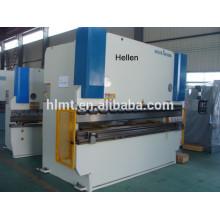 Ferro CNC máquina de dobra de imprensa de aço, imprensa máquina de freio
