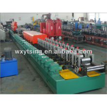 YD-00008 Galvanized Steel PU Shutter Slat Roll Forming Machine