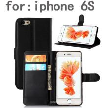Litchi флип Wallet чехол для iPhone 6 6s