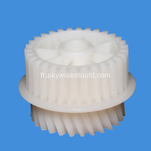 Moule à injection plastique Double Spur Gear