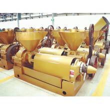 Professioneller Hersteller von Ölpressmaschine Getreideölpresse
