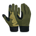 Custom Multi color Durable Menggunakan Electric Shock Gloves