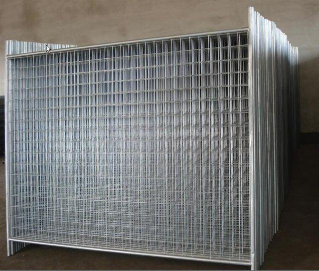 Easy Install Welded Mesh Temporary Fence Hot Sale
