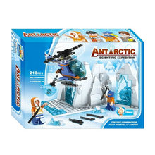 Boutique Building Toy-Antarctic Scientific Expedition 06