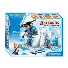 Boutique Baustein Spielzeug-Antarktis Wissenschaftliche Expedition 06