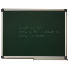 Pizarra de escritura magnética pintada / pizarras verdes para la escuela (BSVCG-D)