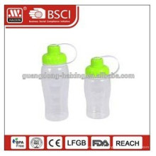 8 oz plastic bottle