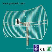 1920-2170 МГц 21dBi Grid Параболическая антенна / 3G-антенна (GW-GPA1920-2170-21d)