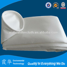 Polyester filter dust bags for dust collection