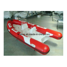 New Rib Boat Inflatable Fiberglass Hypalon Boat