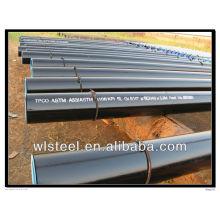 безшовная стальная труба ASTM a106 стали углерода для высокого боилера давления труба