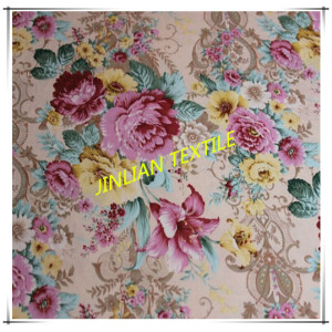 Good Quality TC65/35 Mixed Woven Printed Fabrics