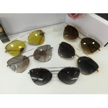 Óculos de sol anti-reflexo do olho de gato para mulheres