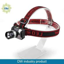Wide Angle Aluminum Body Cree T6 Headlamp