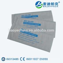 Esterilización de bolsas para esterilización EO