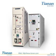630 - 2 000 A, 25,8 kV Appareillage de moyenne tension / Sf6 Isolé au gaz / Distribution d'alimentation