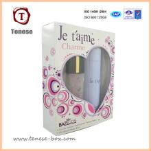 Luxus Pappe Parfüm Verpackung Geschenkbox