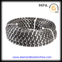 Sierra de hilo diamantada para basalto