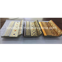 Diseño popular de Irak Decoración de PS Molduras y cornisas