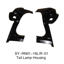 tail lamp housing for RENAULT