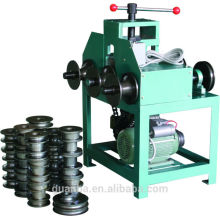 Máquina de rolamento de aço inoxidável da tubulação / tubo HHW-G76 com CE