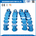 E6135 Horizontal Discharge Jalur Pompa Pasir Clamp Ring