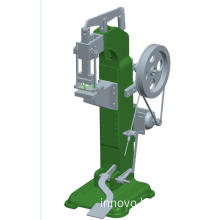 Oval hole and Round hole punch machine for folder