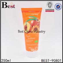 250 ml Weichröhrchen Kosmetik mit Flip-Top-Kappe