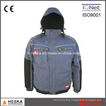 Custom Durable Mechanic Winter Padding Mens Jacket