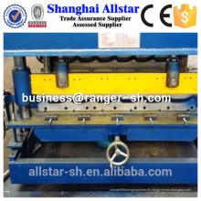 2015 shanghai continua máquina de panel sándwich pu
