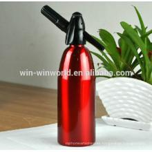 Cocina Aluminio 1L Portable Hostess Home Soda Maker Siphon
