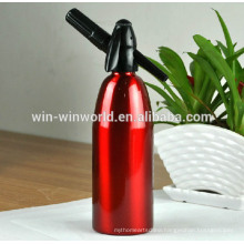 Kitchen Aluminum 1L Portable Hostess Home Soda Maker Siphon