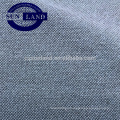Polyester and cationic jacquard fleece brush knit fabric for winter cloth