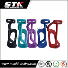 Pulverbeschichtung Aluminium Schwerkraft Casting / Bent Leg Sicherheit Steigbügel