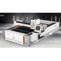 Máquinas de corte por láser de fibra de hoja de metal