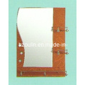 Glass Silver Bathroom Mirror (81001)