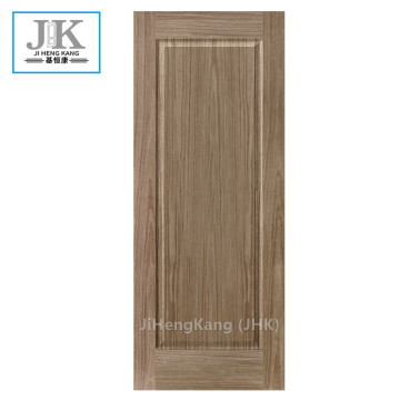 JHK-MDF ISO9001 Wood Design Engineered Walnut Door Panel